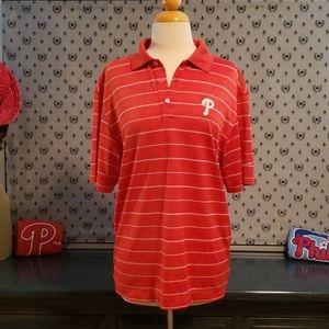 Nike Golf Dri-Fit Shirt with Phillies Logo